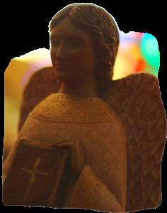 Engel radiert