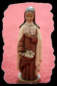 Therese von Lisieux ist die Patronin des Hauses Subiaco