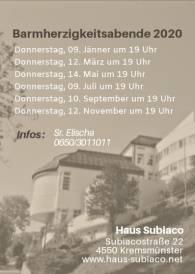 Haus_Subiaco_Barmherzigkeitsabende2_2020