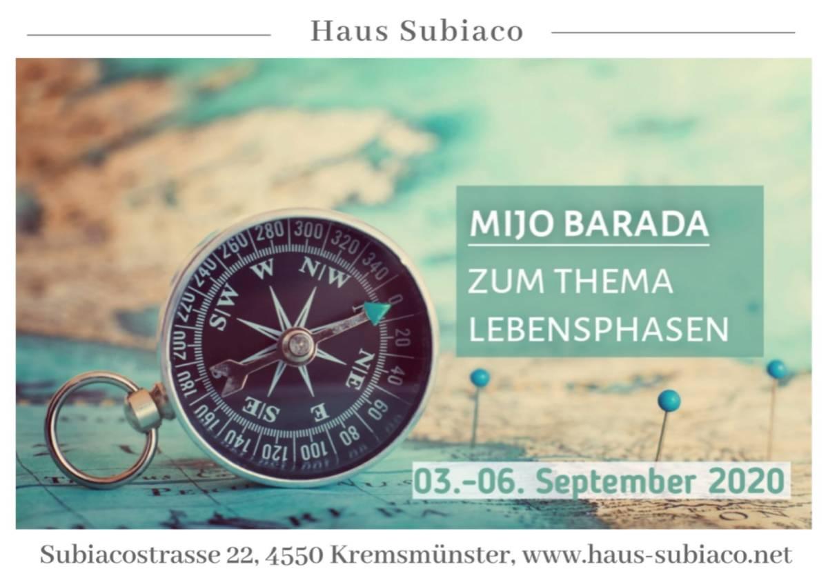 Seminar mit Mijo Barada - Haus Subiaco @ Haus Subiaco | Linz | Oberösterreich | Österreich